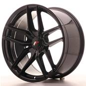 "Jante JAPAN RACING JR25 20"" x 10"" Multi Perçage ET 20-40 Black"