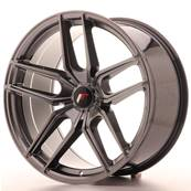 "Jante JAPAN RACING JR25 20"" x 10"" Multi Perçage ET 40 Hiper Black"