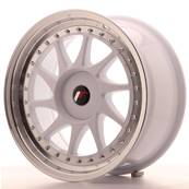 "Jante JAPAN RACING JR26 17"" x 8"" Multi Perçage ET 20-35 White"