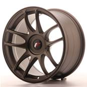 "Jante JAPAN RACING JR29 17"" x 9"" Multi Perçage ET 20-35 Bronze"