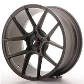 "Jante JAPAN RACING JR30 18"" x 8,5"" Multi Perçage ET 40 Bronze"