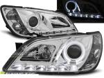 Paire de feux phares Lexus IS 01-05 Daylight led chrome