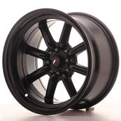 "Jante JAPAN RACING JR19 16"" x 9"" 4x100 4x114,3 ET -25 Black"
