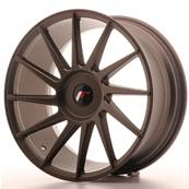 "Jante JAPAN RACING JR22 18"" x 8,5"" Multi Perçage ET 40 Bronze"