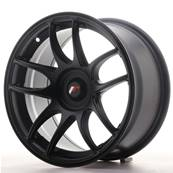 "Jante JAPAN RACING JR29 16"" x 8"" Multi Perçage ET 20-28 Black"