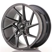 "Jante JAPAN RACING JR33 19"" x 9,5"" Multi Perçage ET 35-45 Hiper Black"