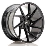 "Jante JAPAN RACING JR33 20"" x 10"" Multi Perçage ET 40 Black"