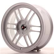 "Jante JAPAN RACING JR7 18"" x 8"" Multi Perçage ET 35 Silver"