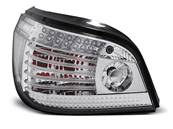 Paire de feux arriere BMW serie 5 E60 berline 03-07 chrome led (M61)