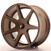 "Jante JAPAN RACING JR20 18"" x 9,5"" Multi Perçage ET 20-40 Bronze"
