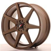 "Jante JAPAN RACING JR20 19"" x 8,5"" 5x114,3 5x120 ET 20 Bronze"