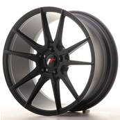 "Jante JAPAN RACING JR21 18"" x 8,5"" 5x112 ET 40 Black"