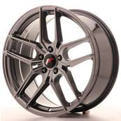"Jante JAPAN RACING JR25 19"" x 8,5"" 5x120 ET 35 Hiper Black"