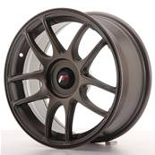 "Jante JAPAN RACING JR29 16"" x 7"" Multi Perçage ET 20-40 Bronze"