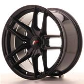 "Jante JAPAN RACING JR25 18"" x 9,5"" Multi Perçage ET 20-40 Black"
