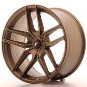 "Jante JAPAN RACING JR25 20"" x 10"" Multi Perçage ET 20-40 Bronze"