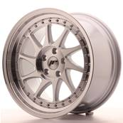 "Jante JAPAN RACING JR26 18"" x 9,5"" 5x112 ET 40 Silver Machined Face"