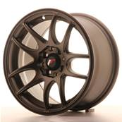 "Jante JAPAN RACING JR29 15"" x 8"" 4x108 4x100 ET 28 Bronze"