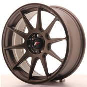 "Jante JAPAN RACING JR11 17"" x 7,25"" 5x108 5x100 ET 35 Bronze"