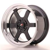 "Jante JAPAN RACING JR12 16"" x 9"" 4x100 4x114,3 ET 10 Black"