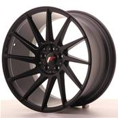 "Jante JAPAN RACING JR22 18"" x 9,5"" 5x112 5x114,3 ET 40 Black"