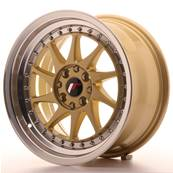 "Jante JAPAN RACING JR26 16"" x 8"" 4x108 4x100 ET 25 Gold"