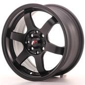 "Jante JAPAN RACING JR3 15"" x 7"" 4x108 4x100 ET 25 Black"