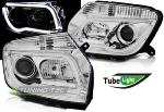 Paire de feux phares Dacia Duster 10-14 Daylight LTI chrome