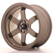 "Jante JAPAN RACING JR12 17"" x 9"" 5x114,3 5x100 ET 25 Bronze"