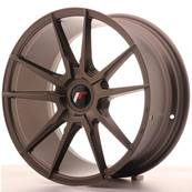 "Jante JAPAN RACING JR21 18"" x 8,5"" Multi Perçage ET 20-30 Bronze"
