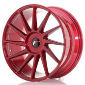"Jante JAPAN RACING JR22 19"" x 8,5"" Multi Perçage ET 20-40 Red"