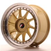"Jante JAPAN RACING JR26 17"" x 9"" Multi Perçage ET 20-35 Gold"