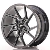 "Jante JAPAN RACING JR33 19"" x 9,5"" 5x112 ET 40 Hiper Black"