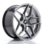 Jante JR Wheels JR34 18x9 ET20-42 5H BLANK Hyper Black