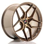 "Jante JAPAN RACING JR34 20"" x 10"" Multi Perçage ET 20-40 Bronze"