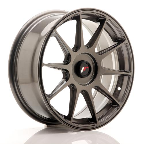 Jante JR Wheels JR11 17x7,25 ET35-40 Blank Hyper Gray