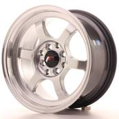 "Jante JAPAN RACING JR12 15"" x 7,5"" 4x108 4x100 ET 26 Silver"