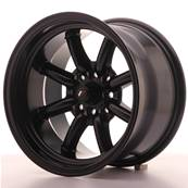 "Jante JAPAN RACING JR19 15"" x 9"" 4x114,3 4x100 ET -13 Black"