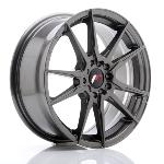 Jante JR Wheels JR21 17x7 ET40 5x100/114 Hyper Gray