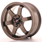 "Jante JAPAN RACING JR3 15"" x 7"" 4x108 4x100 ET 25 Bronze"