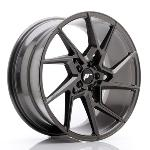 Jante JR Wheels JR33 20x9 ET42 5x112 Hyper Gray