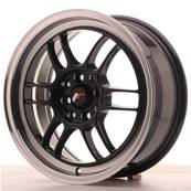 "Jante JAPAN RACING JR7 16"" x 7"" 4x114,3 4x100 ET 38 Black"