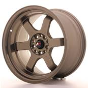 "Jante JAPAN RACING JR12 18"" x 10"" 5x114,3 5x120 ET 0 Bronze"