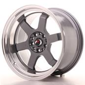"Jante JAPAN RACING JR12 18"" x 10"" 5x114,3 5x120 ET 20 Gun metal"