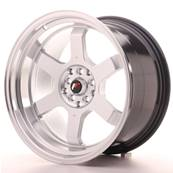 "Jante JAPAN RACING JR12 18"" x 10"" 5x114,3 5x120 ET 20 Silver"