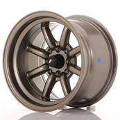 "Jante JAPAN RACING JR19 14"" x 9"" 4x100 4x114,3 ET -25 Bronze"