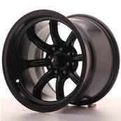 "Jante JAPAN RACING JR19 15"" x 10,5"" 4x100 4x114,3 ET -32 Black"