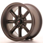 "Jante JAPAN RACING JR19 16"" x 8"" 4x114,3 4x100 ET 0 Bronze"
