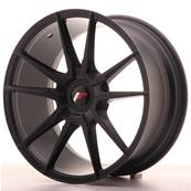 "Jante JAPAN RACING JR21 18"" x 8,5"" Multi Perçage ET 20-30 Black"