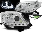 Paire de feux phares Toyota Land Cruiser 150 09-13 LTI led chrome